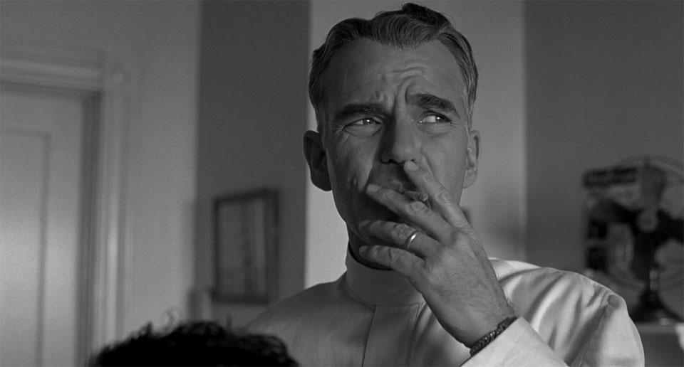 The Man Who Wasn't There (Coens, 2001)