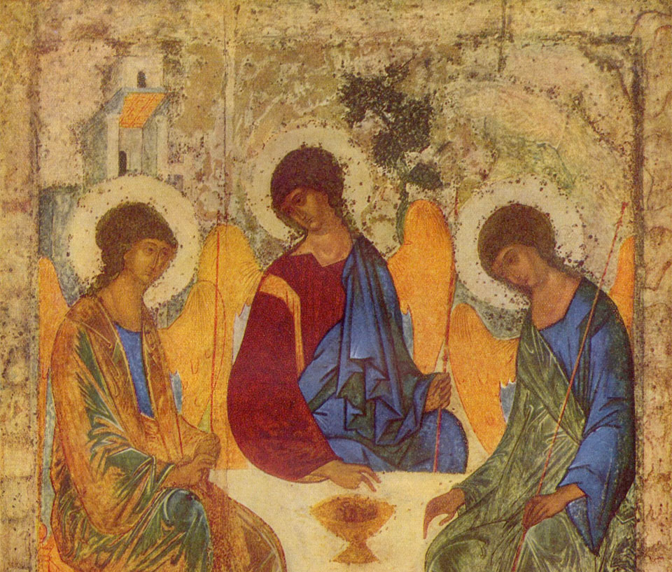 Rublev's icons