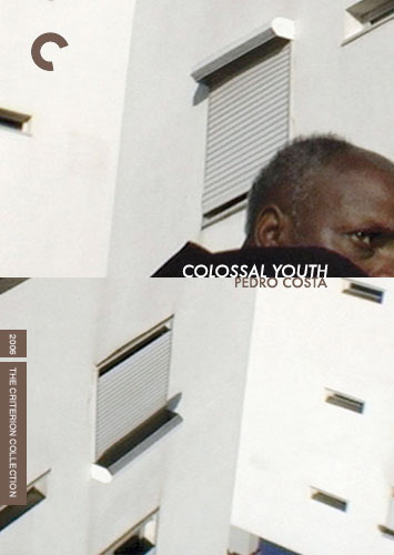Fake Colossal Youth Cover