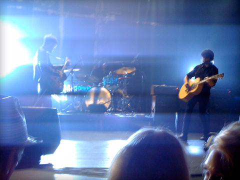 Black Rebel Motor Cycle Club at The Bijou Theatre in Knoxville
