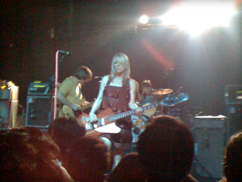 Sonic Youth at City Hall in Nashville